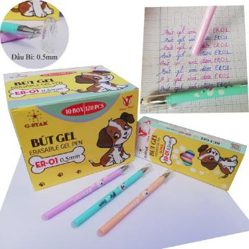 ERASABLE GEL PEN ER-01 G-STAR
